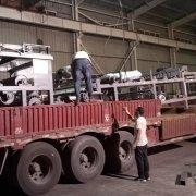 2.5m带式压滤机发货